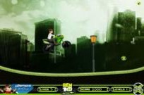 Play Ben10 Extreme Ride game