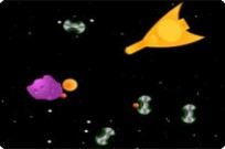 Play Asteroids Rampage Ii game