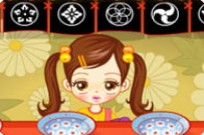Play Sue Sushi Restaurant game