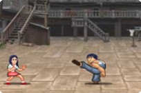 Play Kung Fu Fighter game