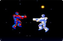 Play Robot Attack game