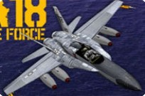 Play F18 Strike Force Top Gun game