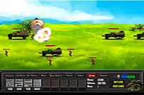 Play Battle Gear Missile Attack game