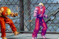 Play Street Fighter Flash game