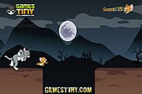 Play Tom And Jerry Halloween Run game