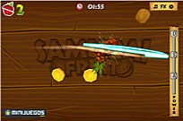 Play Samurai Fruits game