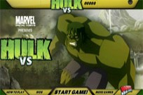 The Hulk Showdown Game