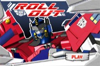 Play Transformers Roll Out game