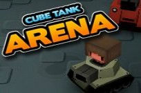 Play Cube Tank Arena game