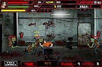 Play Zombie Rage game