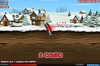 Play Effing Worms - Xmas game