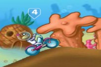 Play SpongeBob Cycle Race game