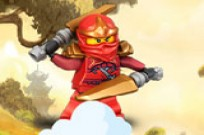 Play Ninjago Climbing game