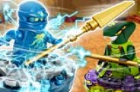 Ninjago Snake Invasion Game