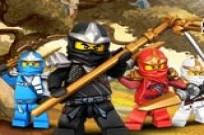 Play Ninjago Spinjitzu Snakedown game