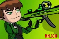 Play Ben 10 Bomber game