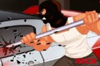 Play Carbon Auto Theft 2013 game