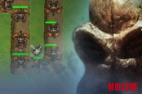 Play Zombie Tower Defense: Uprise game