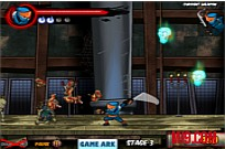 Play Ninja vs Zombies v2 game