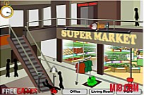igrati Stickman Smrt Shopping Mall igra