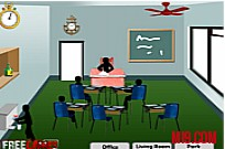 Play Stickman Death Classroom game