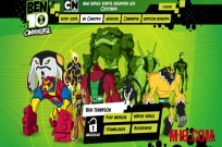 Ben 10 Omiverse Alien Unlock 2 Game