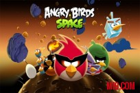 Play Angry Birds Online Space HD game