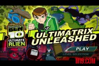 pelata Ben 10 Ultimatrix Unleashed peli