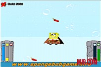 Spongebob Jump Underwater Game