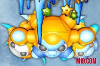 Play Frozen Gunballs game