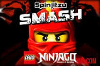 играя Ninjago Spinjitzu Smash игра