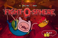 Adventure Time Fight-O-Sphere Jogo