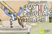 Regular Show JUST A REGULAR Game