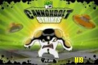 Play Ben 10 Cannonbolt Strikes game