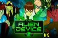 Lecture Ben 10 Alien dispositif jeu