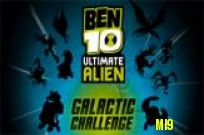 Play Ben 10 Galactic Challenge game
