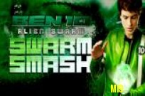 Ben 10 Alien Swarm: Swarm Smash Game