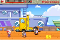 Play Fighting Brothers game