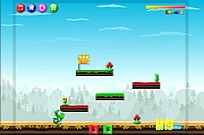 Play Lovely Chameleon game