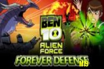 Play Ben 10 Forever Defense game