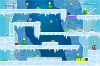 jugar Big Bear and Bear Two Antarctic Adventure 2 juego