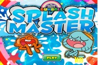 Gumball : Splash Master Game