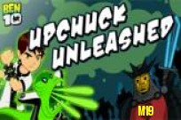 Play Ben10 Upchuck Unleashed game