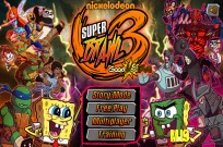 SpongeBob SUPER Brawl 3 Game