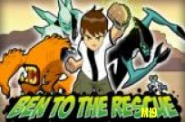 Play Ben 10 To The Rescue game