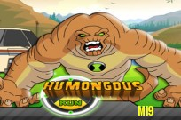 Play  Ben 10 Humongous Run game