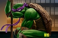 Play Teenage Mutant Ninja Turtles: Dark Horizons game