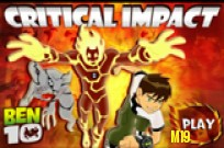 Play Ben 10 Critical Impact game