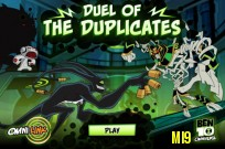 Spelen Ben10: Duel Of The duplicaten spel