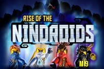 Lecture Ninjago: Rise of the Nindroids jeu